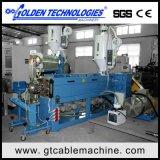 Maquinaria de alta velocidade da extrusão de cabo do fio