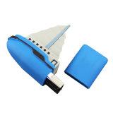 Disco del bastone U di memoria dell'azionamento della penna dell'azionamento dell'istantaneo del USB di barca a vela del USB 2.0 Pendrive di Chyi mini del crogiolo della nave blu del modello 2GB 4G 8g 16g 32GB 64GB
