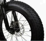 Électro vélo 2017 pliable le plus frais neuf avec le gros pneu