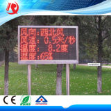 32*16 punteggia Outdoor P10 Red Color LED Module per il LED Sign Using