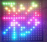 디지털 RGB Ws2811 Ws2812b LED DC5V DMX 관제사 LED 지구