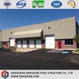 Professionelles Stahlkonstruktion-Gebäude für Garage