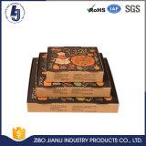 물결 모양 피자 상자