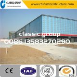 Fornitore facile della costruzione del supermercato di Prefeb della struttura d'acciaio dell'Assemblea della scala di Lagre