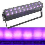 Lxq2060 20PCS*3W紫外線420mm LED棒ライトアルミニウム壁の洗濯機