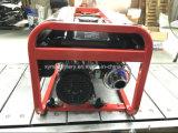 gerador silencioso da gasolina do motor elétrico da potência do gerador 3kw
