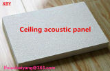 El panel de techo perforado del panel de pared del panel acústico del techo de la decoración