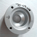 ISO 9001 Quality Levelの精密AluminumボディCustom OEM CNC Aluminum Machined Parts