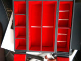 ダイビングのゴーグルのスキーゴーグルガラスのための方法サングラスの箱の品質の金属のサングラスボックス接眼レンズの箱クリップの(Hx78)