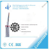 Kundenspezifischer zentraler Gefäß-Typ Opgw optisches Kabel mit preiswertem Preis