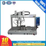 Máquina de soldadura automática do dobro Y/equipamento de soldadura/robô de soldadura principal dobro/máquina de solda