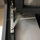 이중 유리를 끼우는 열 틈 알루미늄 여닫이 창 Windows (JFS-60002)