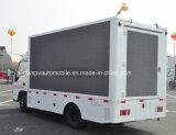5 camion mobile extérieur du véhicule 4X2 DEL de la publicité d'écran de T Isuzu DEL