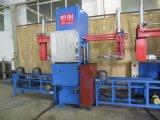 12.5kg/15kg de Machine van de Insnoering van de Schotel van het Eind van de Gasfles van LPG