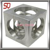 Pezzo di precisione della macchina dell'acciaio inossidabile per i pezzi meccanici del tornio