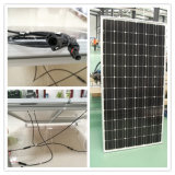 système d'alimentation hybride du vent 10kw solaire avec les pièces complètes