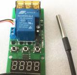 Переключатель контроля температуры контроля температуры модуля релеего обнаружения/доски контроля температуры