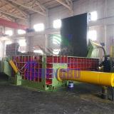 Máquina de empacotamento hidráulica da imprensa da folha de alumínio do ferro do Rebar da sucata