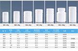 HDPE 100g Plastikflasche für das Gesundheitspflege-Medizin-Verpacken