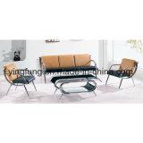 Sofà moderno ergonomico dell'ufficio della mobilia di nuovo disegno (YF-219A)