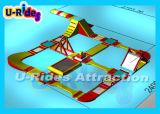 FWPK--006 Opblaasbare Drijvende Spelen van het Park van het Water voor Volwassenen