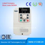 fabricación V&T de la tapa 10 del mecanismo impulsor de la CA del mecanismo impulsor de la frecuencia 2.2kw de calidad mundial