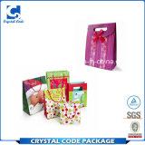 Bolso de compras modificado para requisitos particulares orgánico del papel lavable