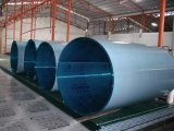 Corchete plástico de aluminio del pabellón de la PC del toldo del policarbonato