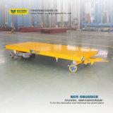 Caminhão industrial da grande plataforma de aço da capacidade de carga