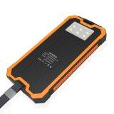 batería portable de la energía solar del cargador del teléfono celular 20000mAh
