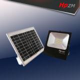 Projecteur solaire de DEL avec l'urgence