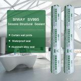 Het uitstekende Weatherproofing van de Adhesie Structurele Dichtingsproduct van het Silicone voor het Structurele Plakken