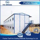 Экономичный тип Prefab дом 2 уровней k для пользы фабрики
