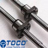 Ballscrew material estándar con antifricción