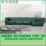 Nordischer Entwurfs-modernes Büro-Leder-Sofa-Bett
