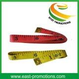 Bande de mesure molle de l'index 60 d'INDICE DE MASSE CORPORELLE de pouce de taille de masse de corps