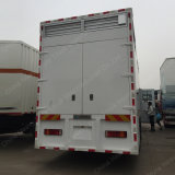 Sinotruck 4X2에 의하여 사용되는 열 임금 냉장고 냉장고 트럭