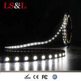 Ce los 60LEDs/M, 14.4W, 5m/Roll de la luz de 5050 Ledstrip y RoHS