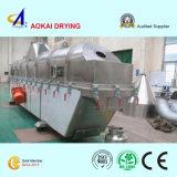 Kontinuierliches Wäscherei-Puder-Fließbett-Abkühlen und trocknende Maschine