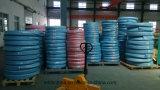 Le fil d'acier a tressé le boyau hydraulique couvert par caoutchouc renforcé (SAE100 R2-3/4)
