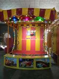 Cabina di carnevale dei giochi di divertimento della direzione