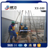 Máquina aborrecida de poço de água Xy-100, equipamento Drilling da mini perfuração de 60m