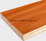 El mejor doble del precio echó a un lado madera contrachapada laminada melamina con 18m m