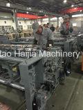 4つのノズルの高速ウォータージェットの織機の編む機械装置