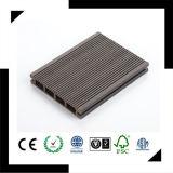 100% рециркулировало пол Decking пользы WPC сада 150*25mm зеленый материальный