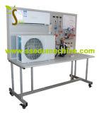 Equipo de enseñanza técnico del aire acondicionado del equipo educativo doméstico del amaestrador