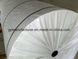 Esteira do poliéster de Spunbond do poliéster da alta qualidade para as membranas impermeáveis do betume