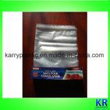Sacos Auto-Selados do fechamento do Zipper do LDPE sacos plásticos desobstruídos