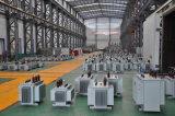 China volledig-Verzegelt de In olie ondergedompelde Transformator van de Macht van de Distributie van de Legering van het Type Amorfe