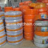 Types neufs de boyau mou de force de fibre de PVC boyau de PVC/boyau transparent de l'eau